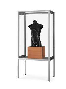 Olympus V8 1000 Dustproof Glass Display Cabinet on Legs
