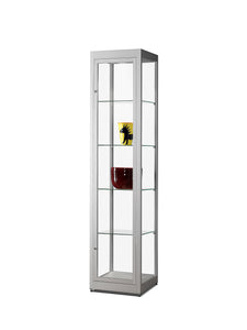 Olympus V8 Light 400 Dustproof Glass Display Cabinet