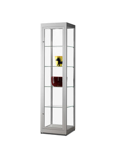 Olympus V8 Light 500 Dustproof Glass Display Cabinet
