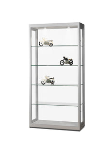 Olympus V8 Light 1000 Dustproof Glass Display Cabinet