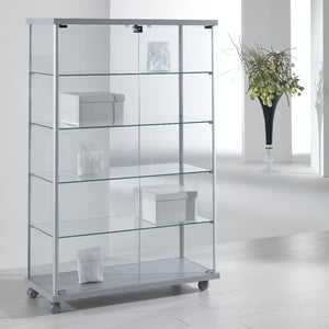 Fusion 93.14 Mid Height Display Cabinet