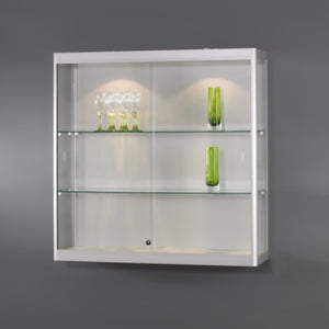 Aspire MPC 1000 Wall Display Cabinet silver
