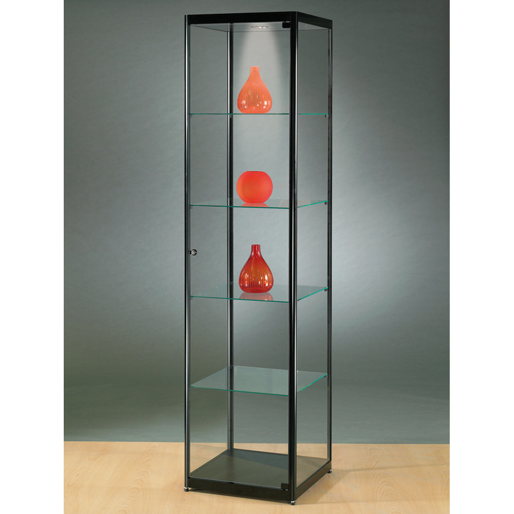 Aspire MPC 500 Glass Display Cabinet black