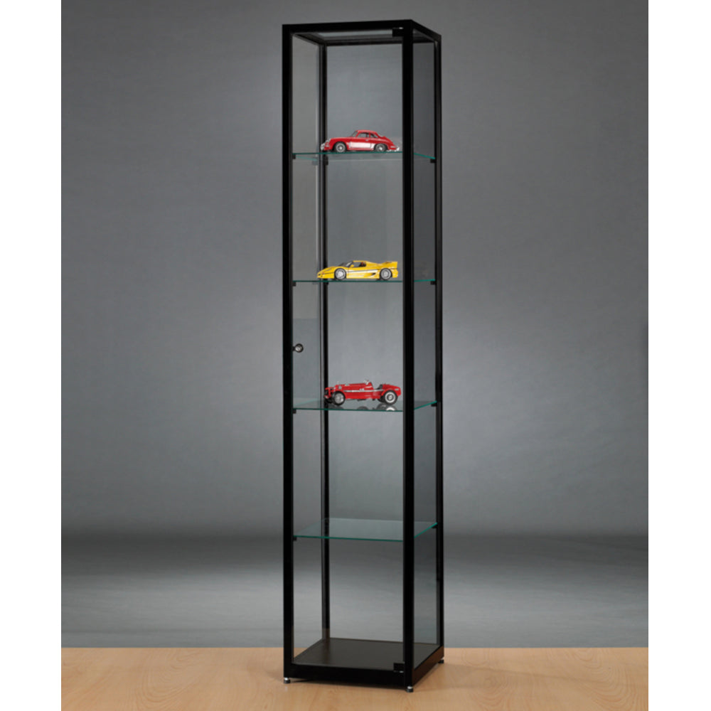 Aspire WMS 400 Glass Display Cabinet black