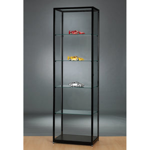 Aspire WMS 600 Glass Display Cabinet black