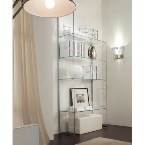 GlasSystem GS4 2.2m Shelving Unit