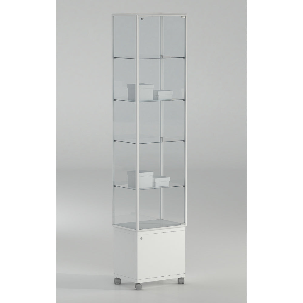 Fusion Plus 51/MAP Extra Tall Display Cabinet