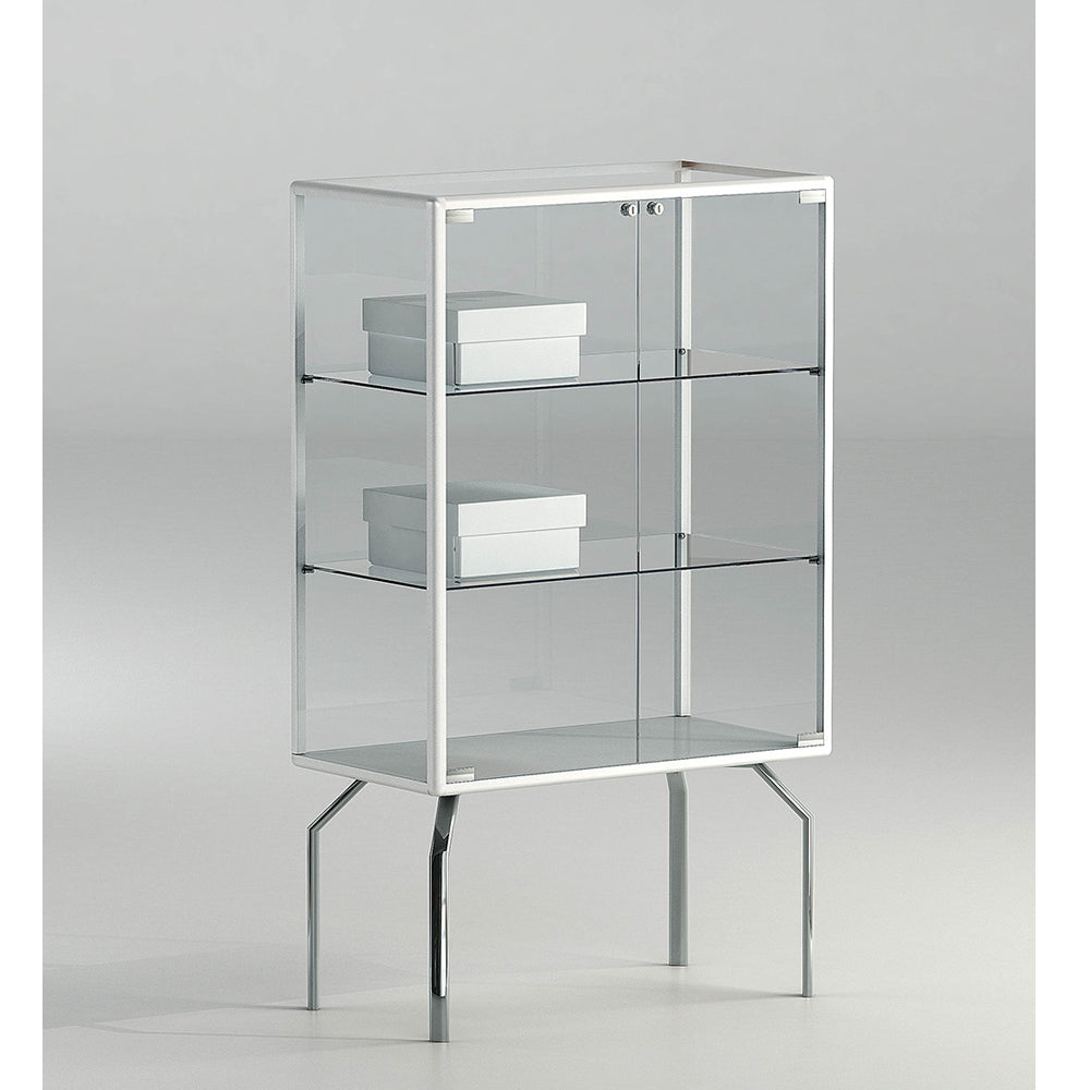 Fusion Plus 71/12P Display Cabinet On Legs