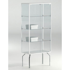 Fusion Plus 71/17P Display Cabinet On Legs