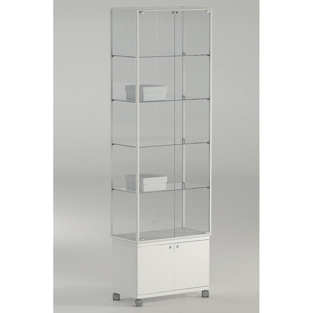 Fusion Plus 91/MAP Extra Tall Display Cabinet
