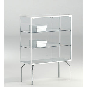 Fusion Plus 91/12P Display Cabinet On Legs