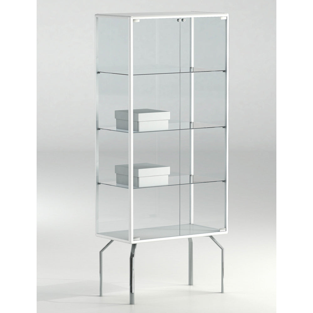 Fusion Plus 91/17P Display Cabinet On Legs