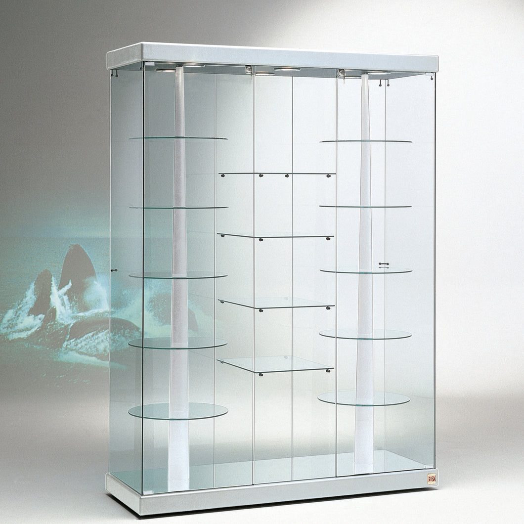 Kensington 140G Rotating Shelf Showcase