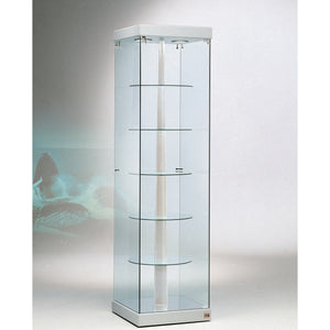 Kensington 50G Revolving Glass Showcase