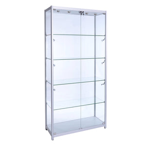 Lumina T800 Wide Glass Cabinet