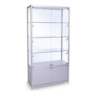Lumina TC1000 Display Cabinet with Storage