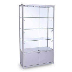 Lumina TC1200 Display Cabinet with Storage