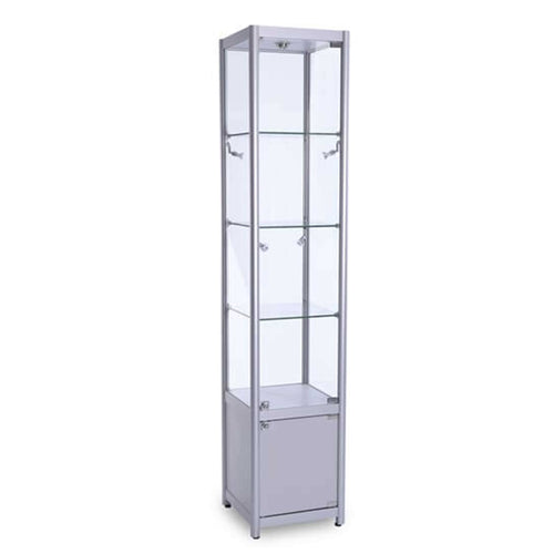 Lumina TC400  Display Cabinet with Storage