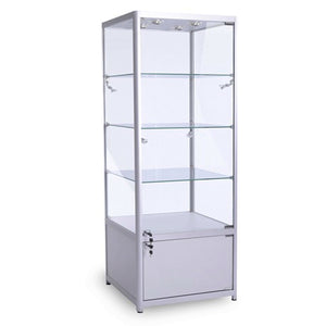 Lumina TC600  Display Cabinet with Storage