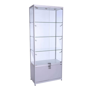 Lumina TC800 Display Cabinet with Storage