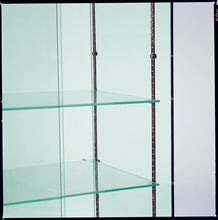 Premier 180 Midi Height Glass Cabinet