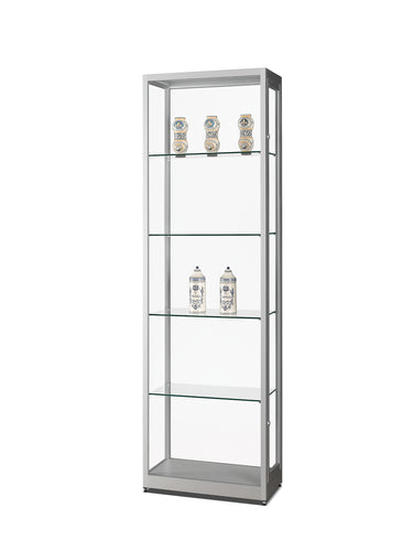 Olympus V8 Light 600 Dustproof Glass Display Cabinet
