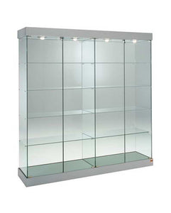 Premier 161 Wide Display Case with Lighting