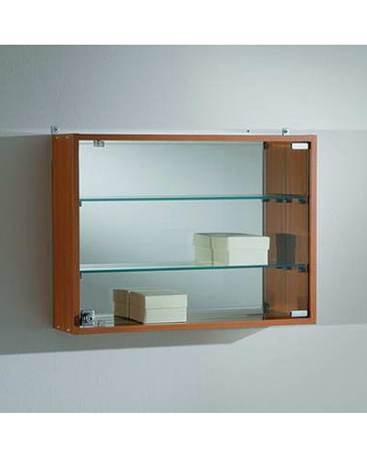 Premier Lite 60.45 Lockable Glass Wall Unit