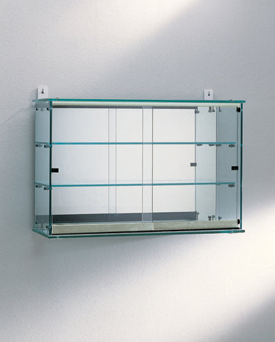 Premier 200F Glass Wall Unit with Sliding Doors