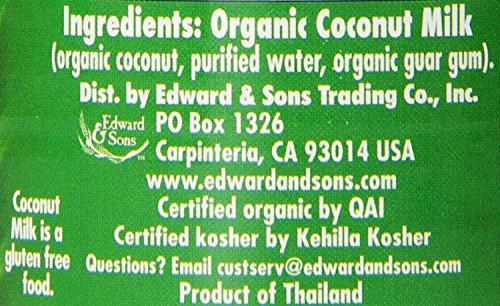 Native Forest Organic Classic Coconut Milk, 13.5-oz. Cans (Count of 3)
