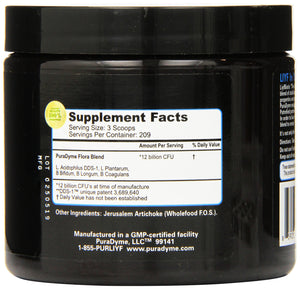LiyfBiotic 8oz powder By Lou Corona is a dietary supplement