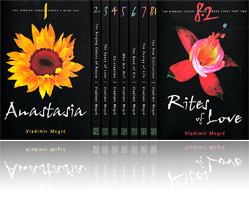 Anastasia - Complete Set of Ringing Cedars Series (9 Volumes)