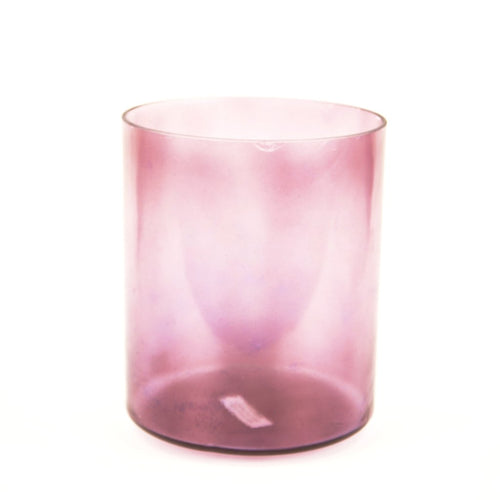 Lavender Aura Gold Alchemy Crystal Singing Bowl, 6