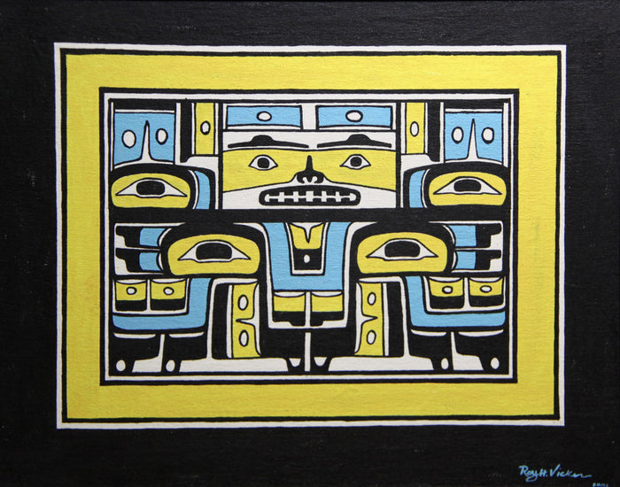 CHILKAT - PAINTING