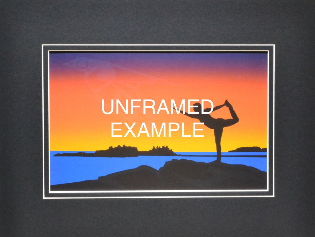 GREAT ESCAPE - UFRAMED LITHOGRAPH