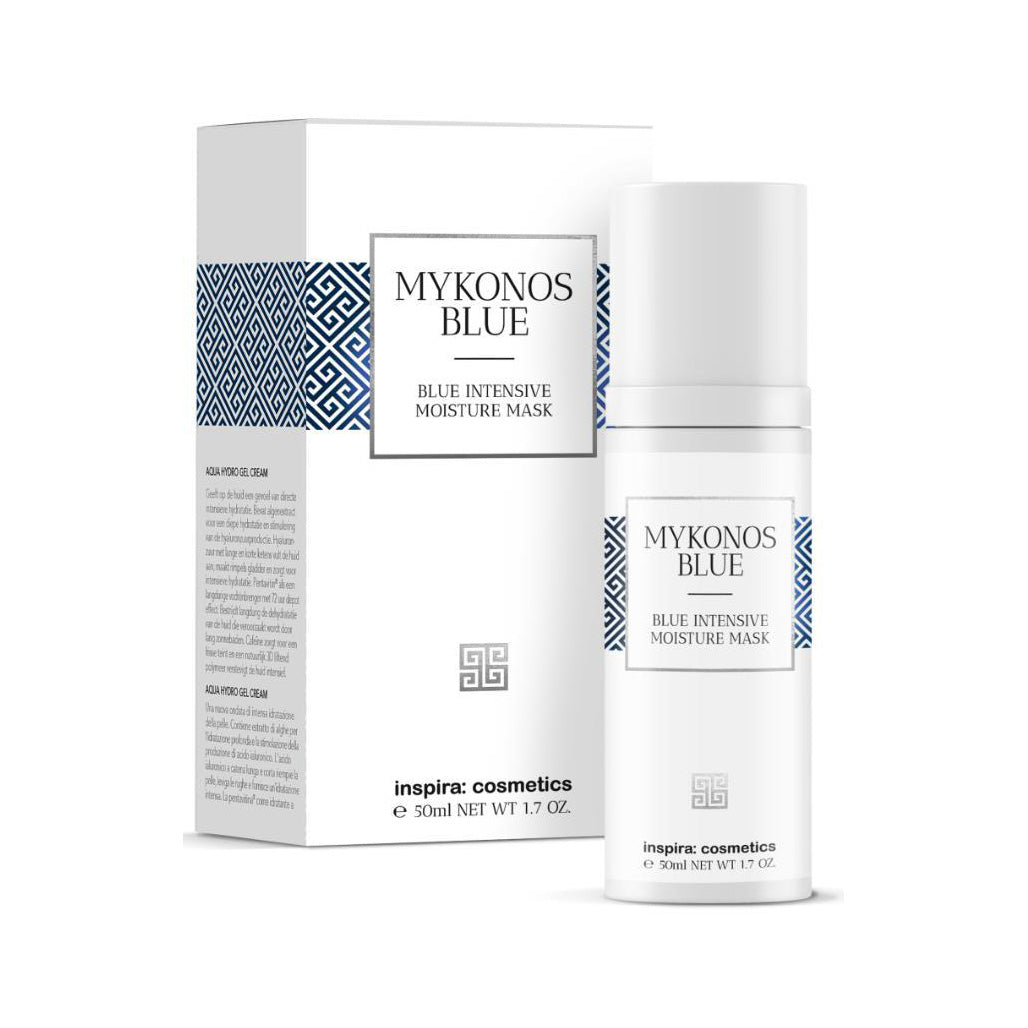 Mykonos Blue Intensive Moisture Mask 50ml
