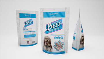 Vanderpump Gourmet Treats - Beef - Vanderpump Pets