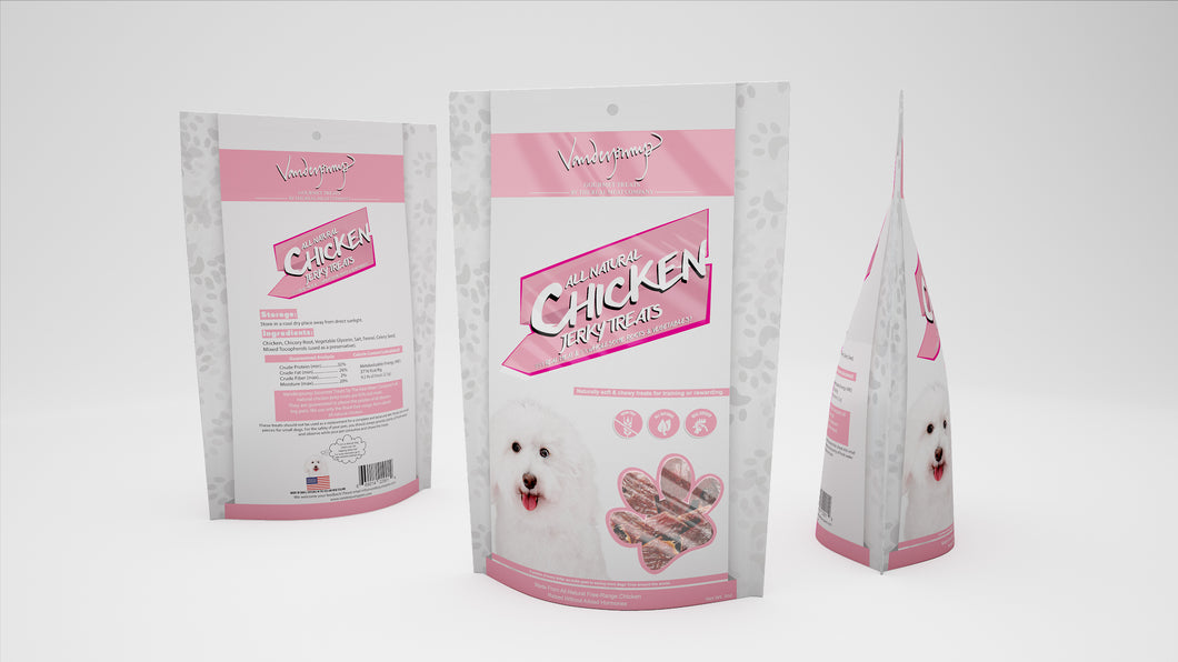 Vanderpump Gourmet Treats - Chicken - Vanderpump Pets
