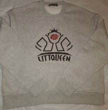 LittQueen Glitter Sweater