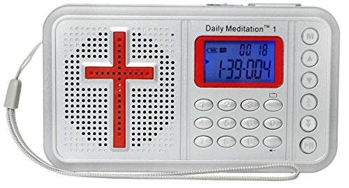 Daily Meditation 1 NKJV Audio Bible Player (Voice Only) -New King James Version Electronic Bible