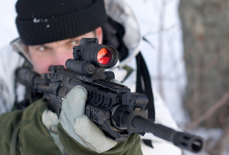 HK MR 223 Aimpoint