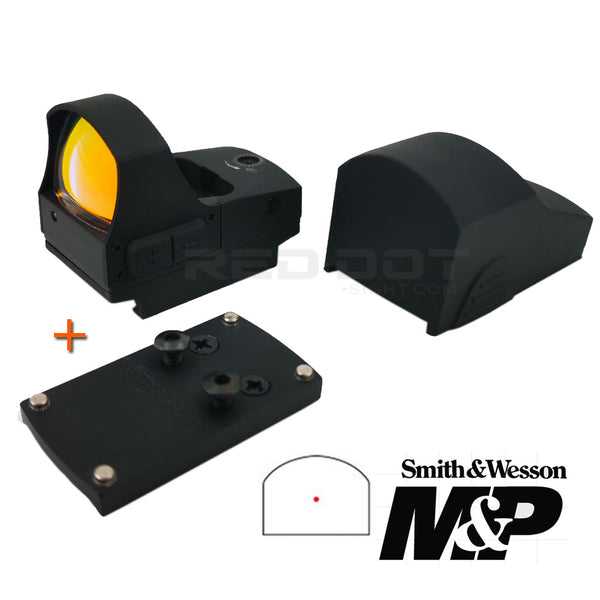 Viseur Micro Point Rouge SPIRIT pour S&W M&P Viseur Point Rouge - Red Dot Sight