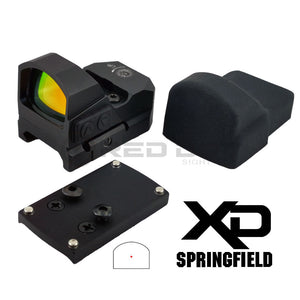 Kit Red Dot FURY Gen II pour Springfield XD Viseur Point Rouge - Red Dot Sight