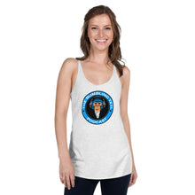 The Bumbling Yeti Podcast Women's Racerback Tank