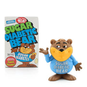 "Sugar Diabetic Bear Cereal Killers 3"" Mini"