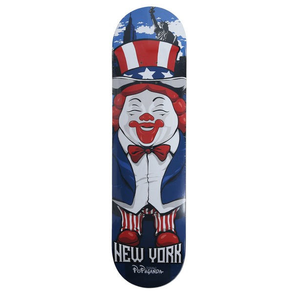 MC Supersize New York Skate Deck