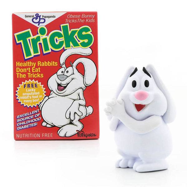 "Tricks Cereal Killers 3"" Mini"