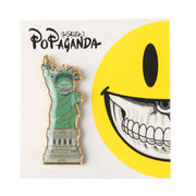 Liberty Grin Pin