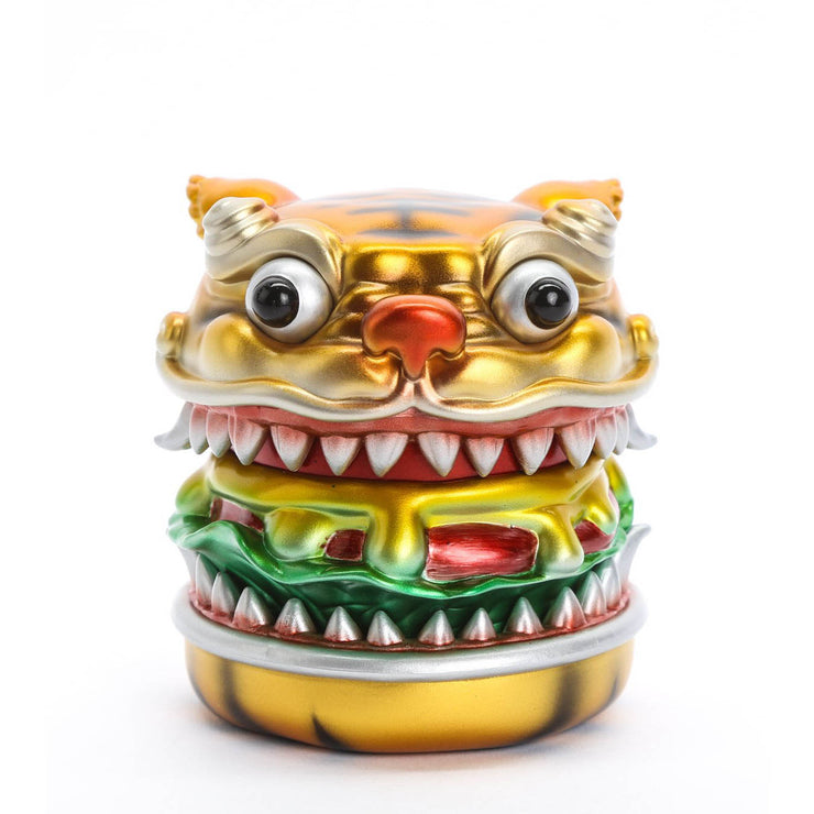 Andy Chen Hungry Burger Tiger