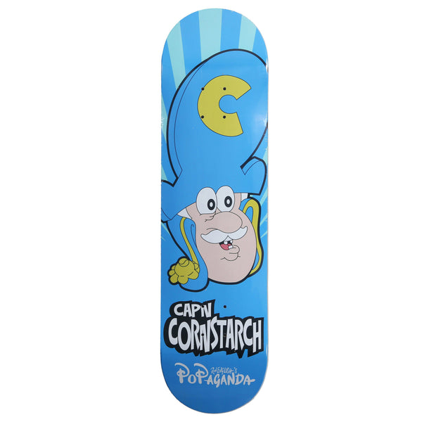 Cap'n Corn Starch Skate Deck